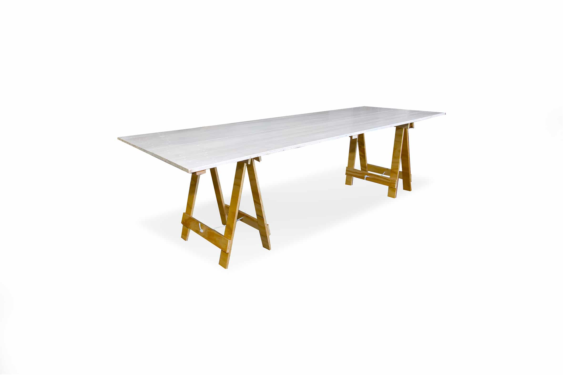 Party hire wollongong quality tables hire for Table 3m long