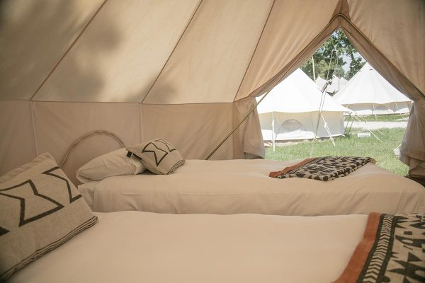Glamping Tent Hire South Coast | South Coast Party Hire